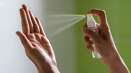 Image of Alcohol-Based Hand Spray by Rinse Bath Body Inc