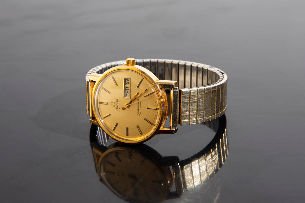 Image of 0005 - 1978 Omega Seamaster Day/Date
