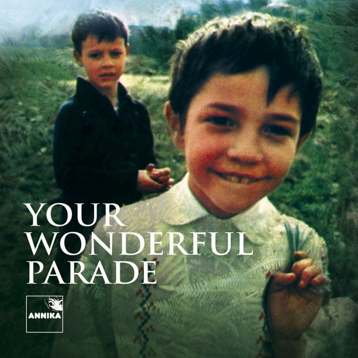 Image of Your Wonderful Parade. 2CD compilation