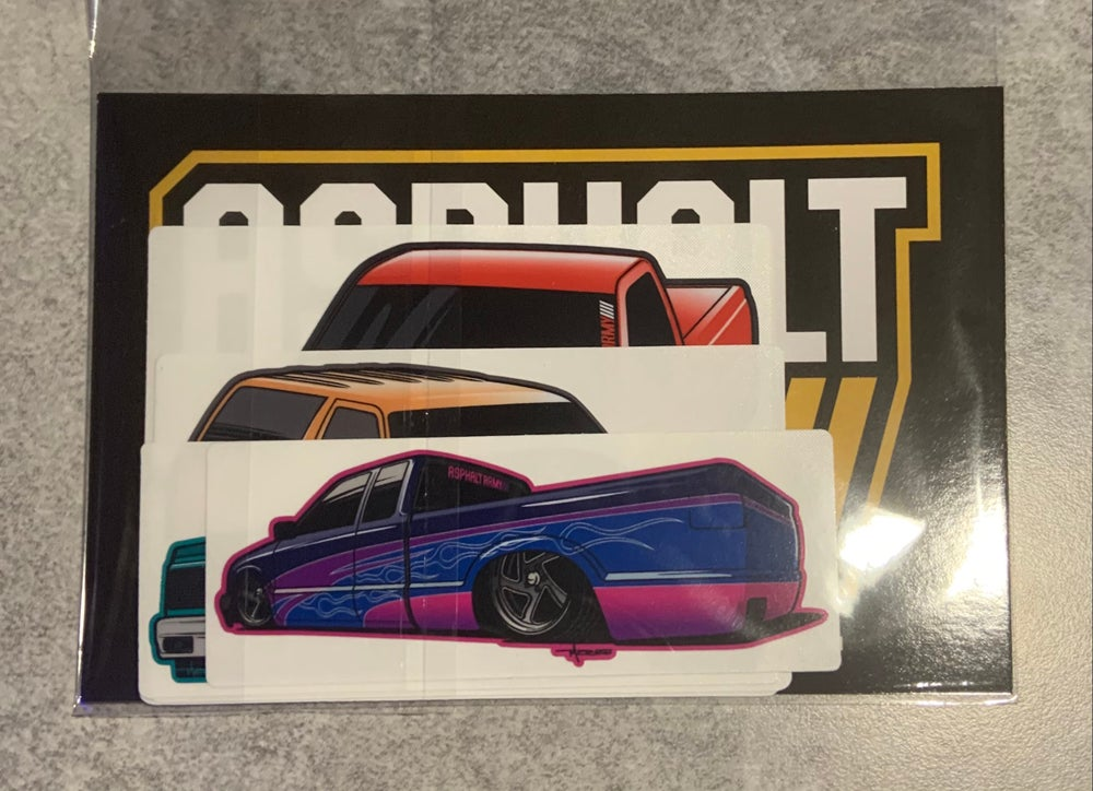 Image of $5 sticker pack
