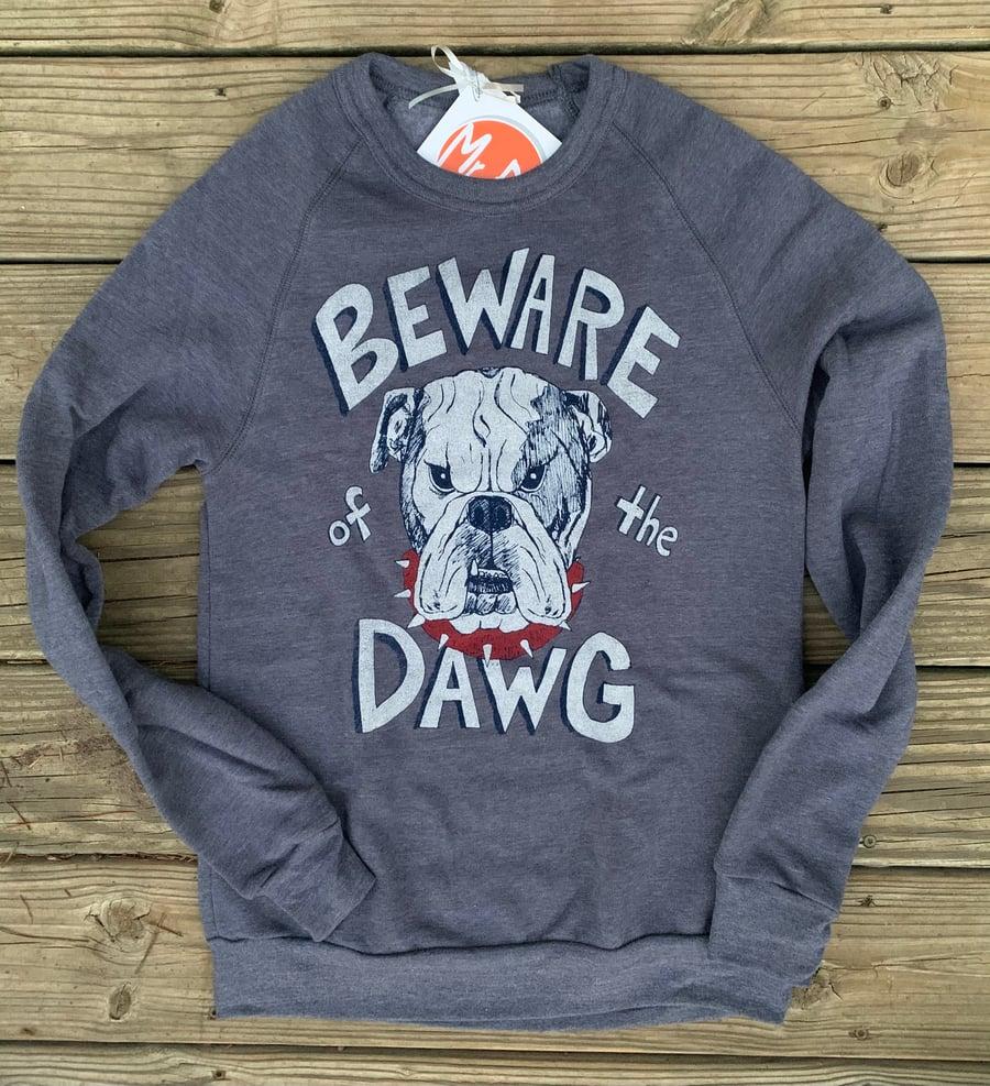 Image of Adult Beware of the Dawg Sweatshirt