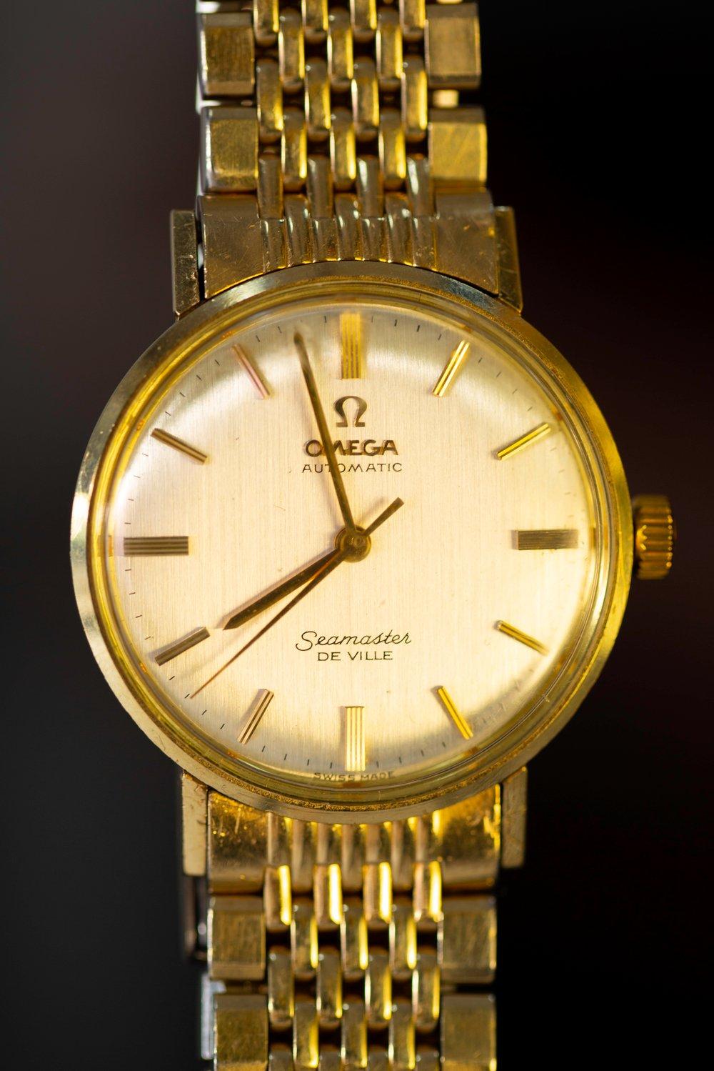 Image of 0007 - 1965 Omega Seamaster De Ville