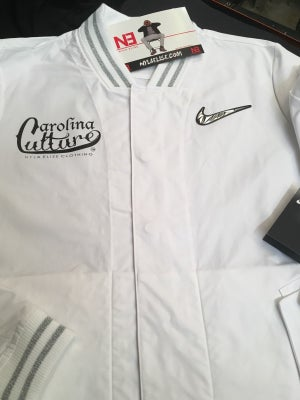 "Image of CAROLINA CULTURE x NIKE OFFICIAL""On Field"" Jacket"