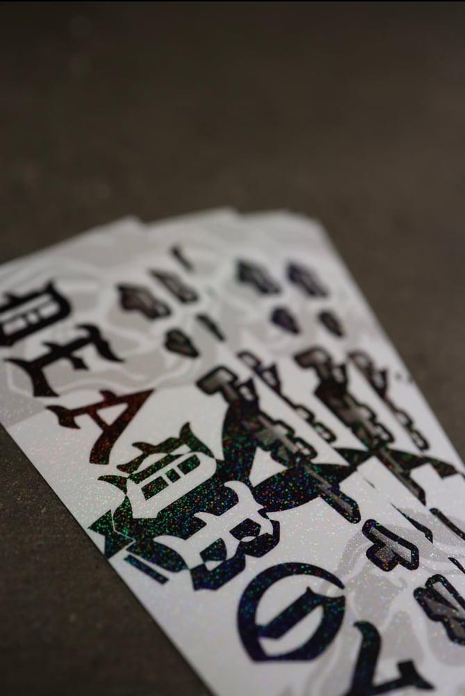 Image of DEADBOYZ Yin yang (slap)