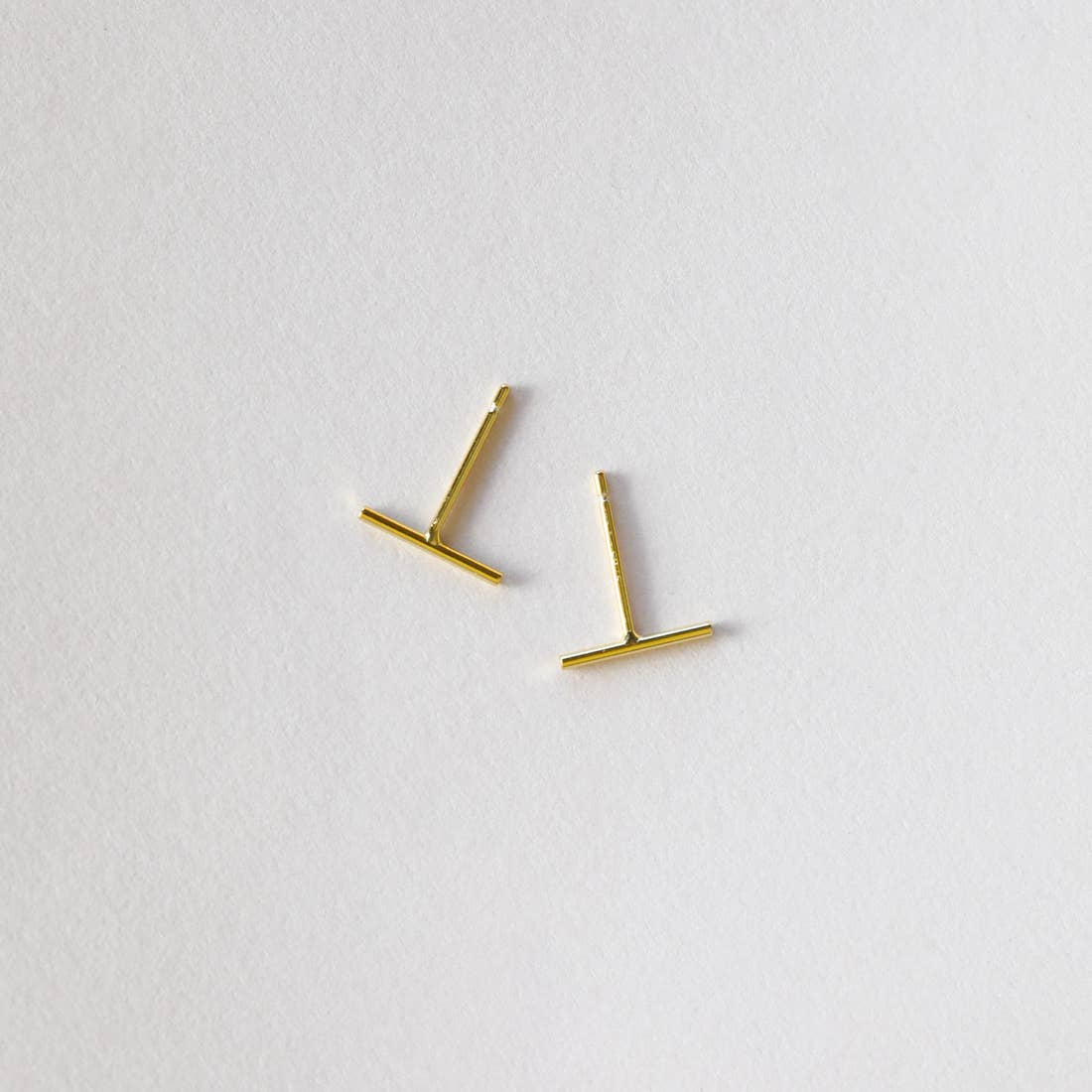 Image of Jax Kelly-Minimalist Bar Earrings