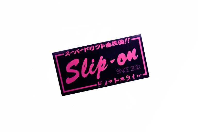 Image of Slip On Sticker