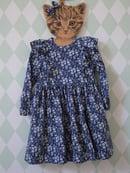 Image 1 of Robe en liberty capel bleu marine