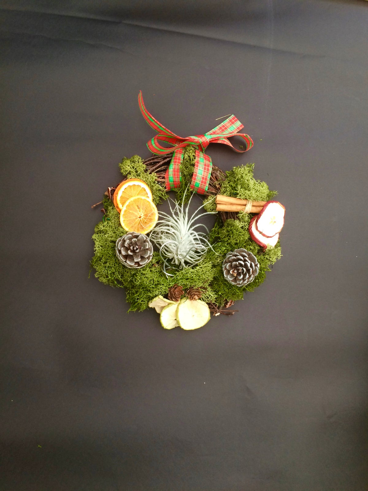 Image of Christmas wreath