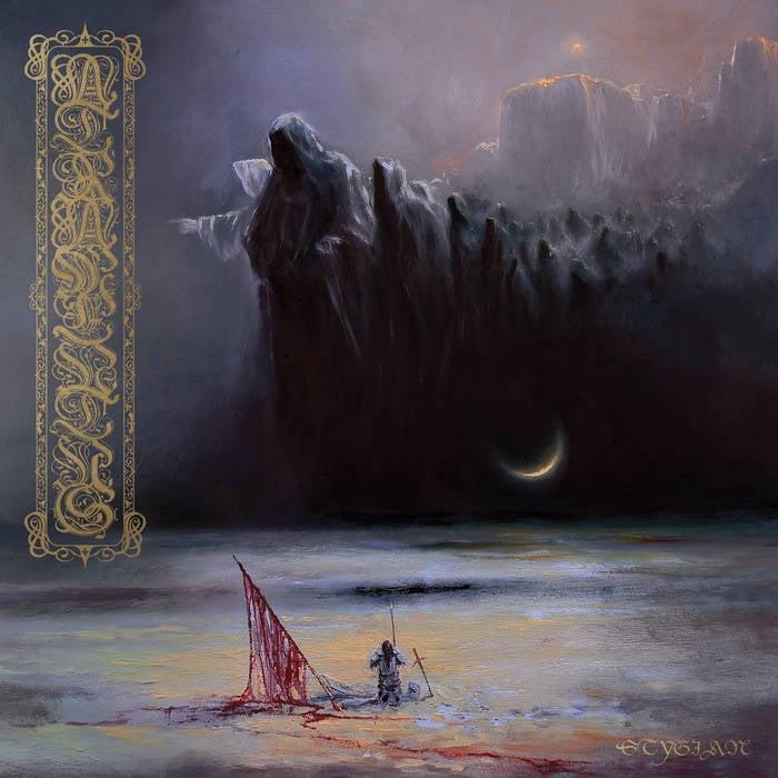 Image of Atramentus - Stygian LP