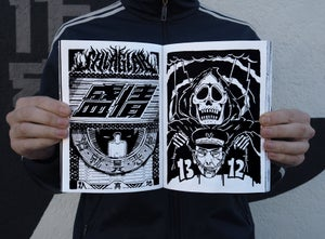 Image of SHLAG ZINE 4