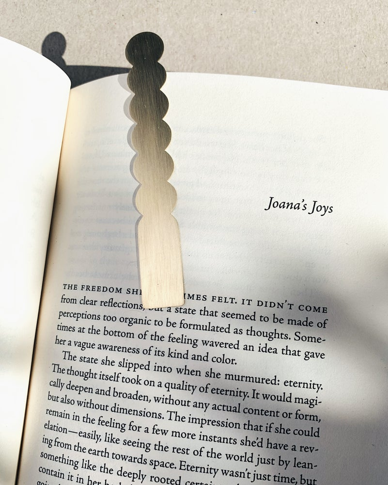 Image of Brass Bookmark