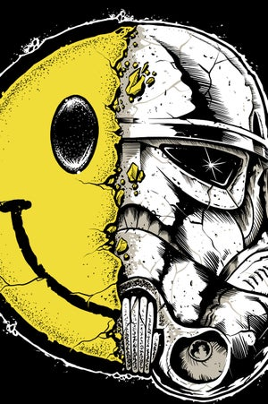 Image of Acid Trooper T-Shirt