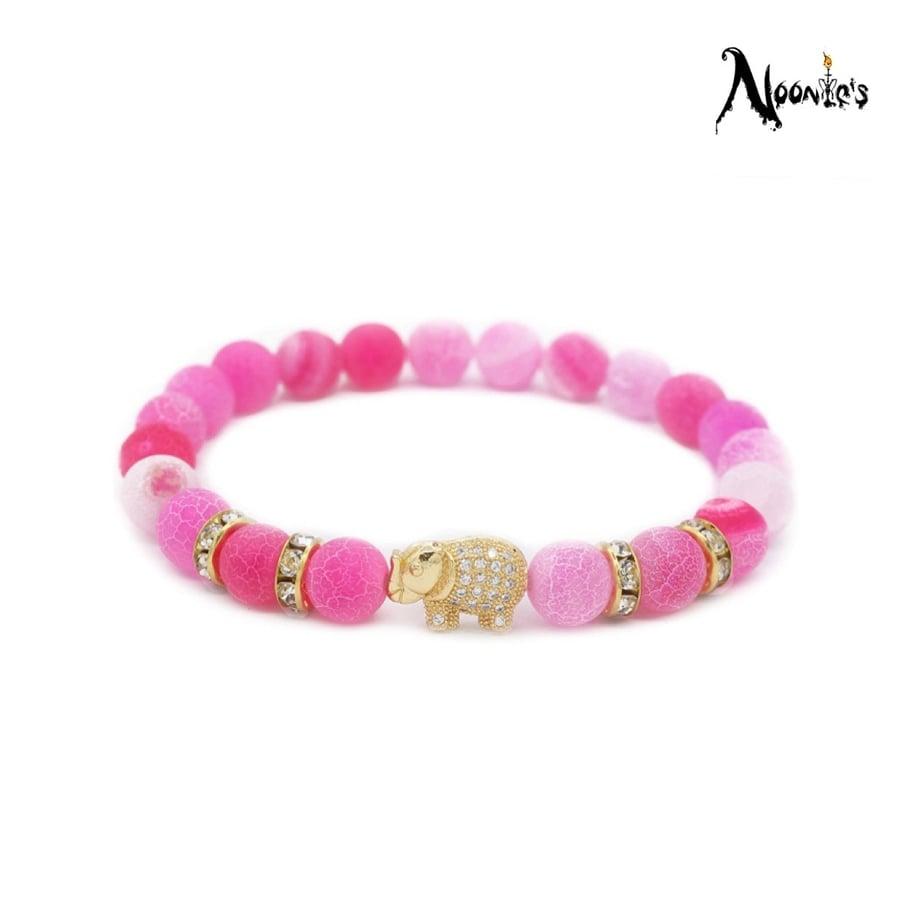 Image of Lucky elephant bracelet