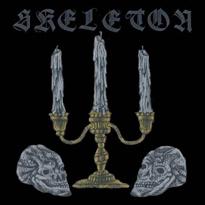 Image of Skeleton - Skeleton LP