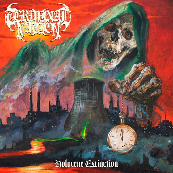 Image of Terminal Nation - Holocene Extinction LP