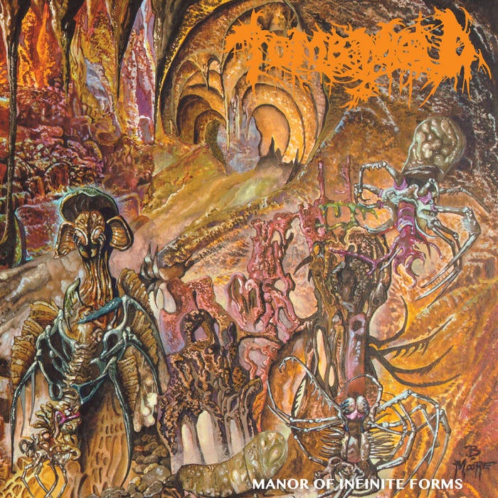 Image of Tomb Mold - Manor Of Infinite Forms LP