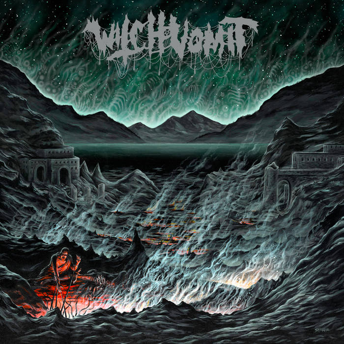 Image of Witch Vomit -  Buried Deep In A Bottomless Grave LP