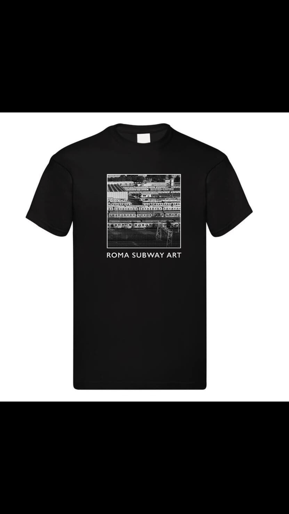 Image of t-shirt ROMA SUBWAY ART