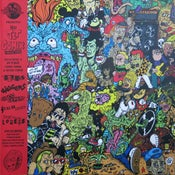 Image of The Stitches / Gaggers / Disco Leppers / Stalin Video - The Jet Comix Collection LP