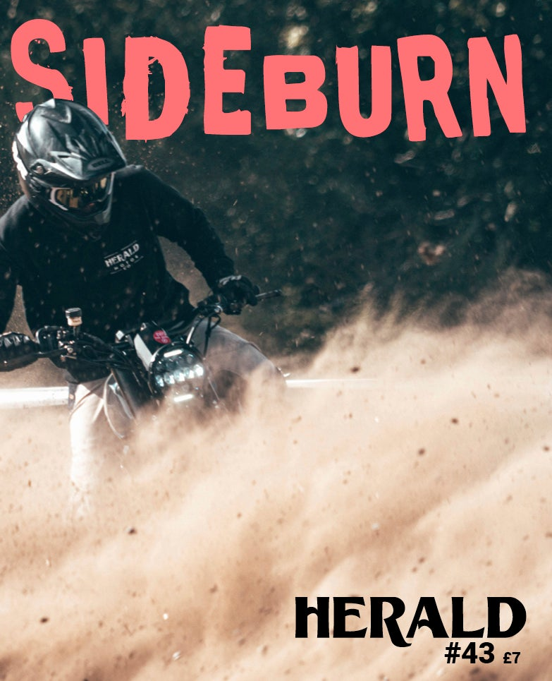 Image of Sideburn 43 - Herald Edition