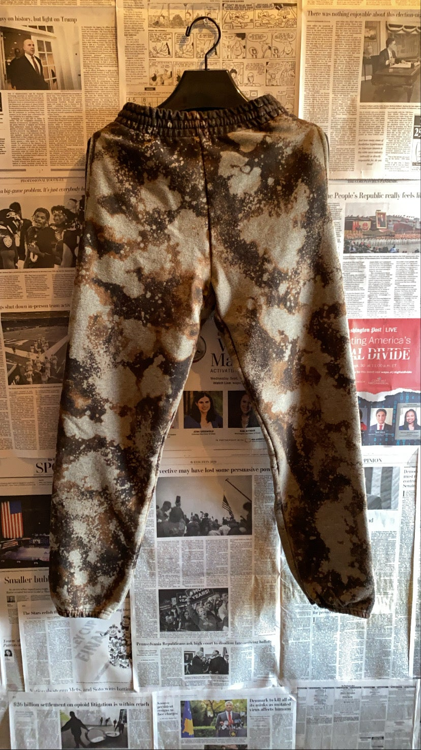 Image of Sweatsuit Bottom Preorder!