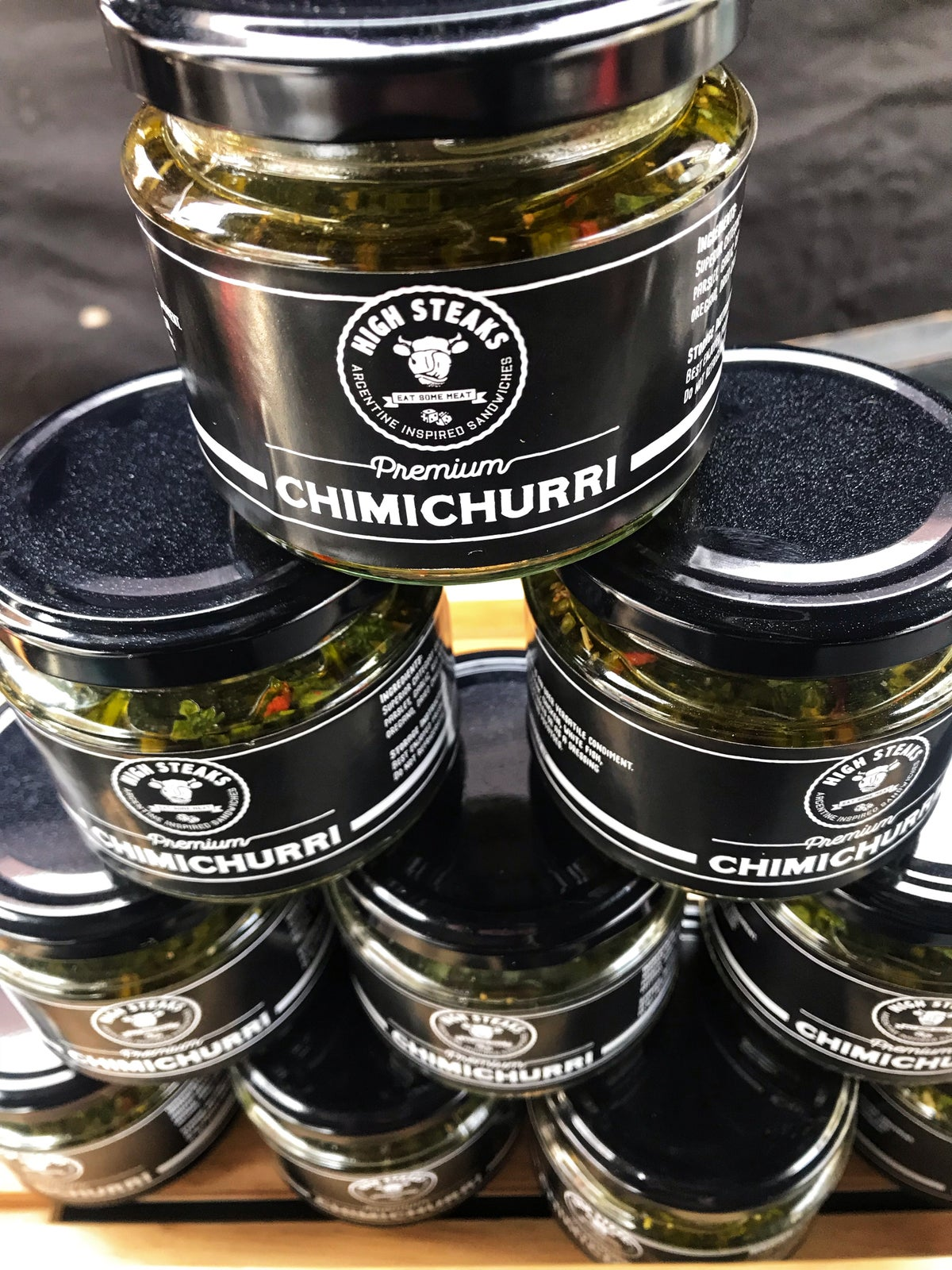 High Steaks Chimichurri