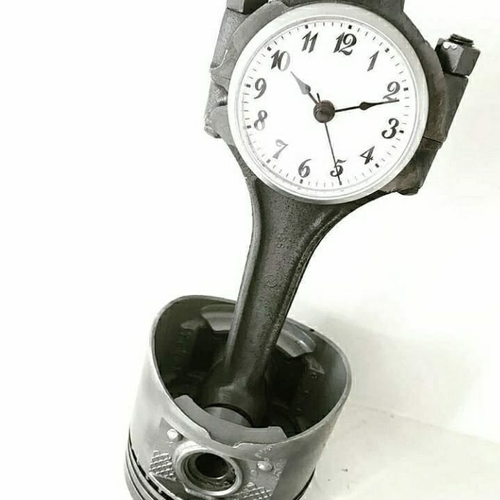 Image of Piston Clock