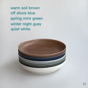 Yumiko Iihoshi Porcelain ReIRABO round plate L