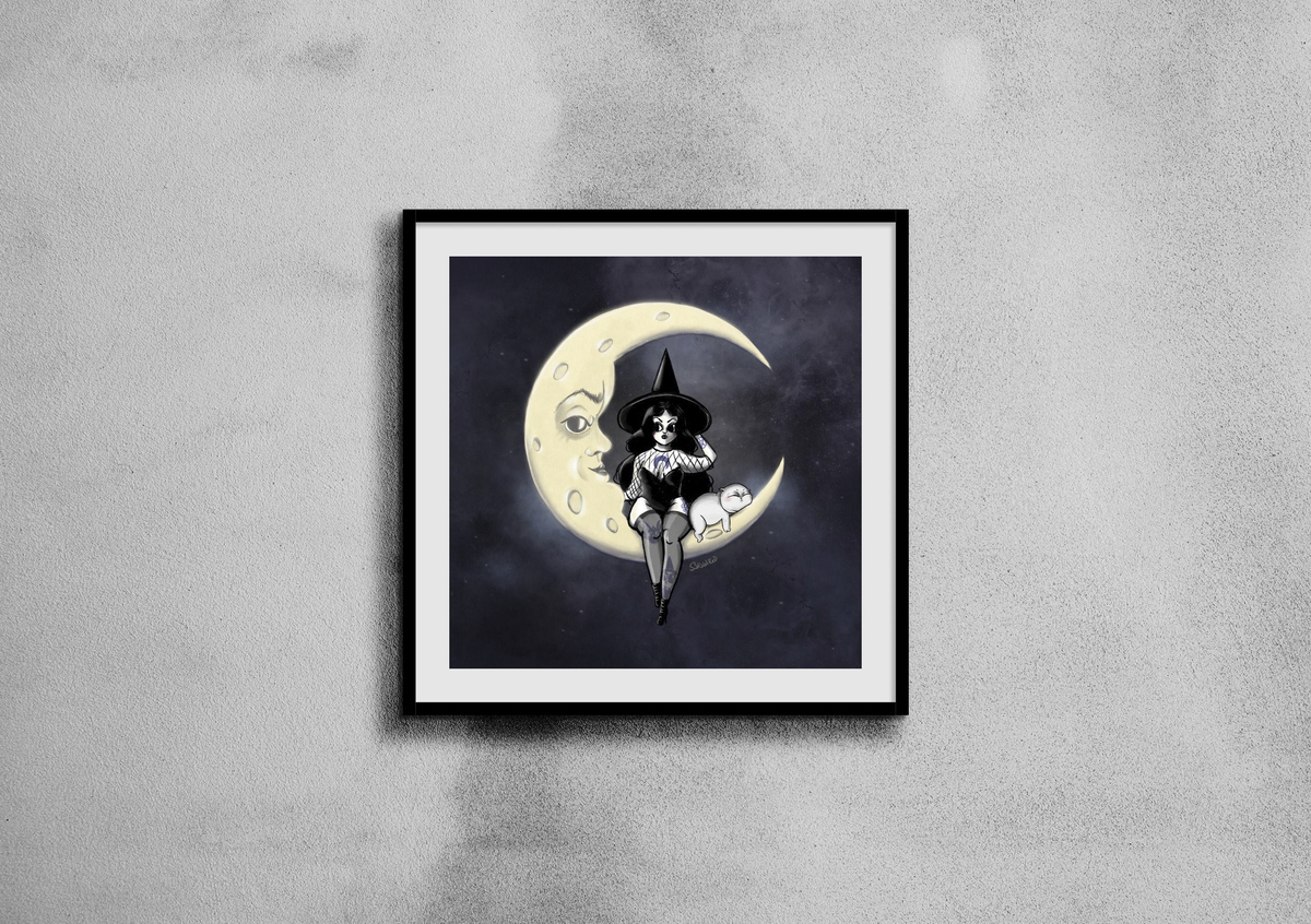 Image of Witch (2020) Print