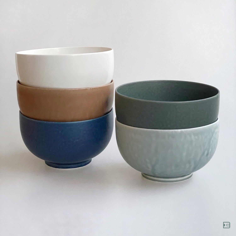 Yumiko Iihoshi Porcelain ReIRABO Donburi (large bowl)