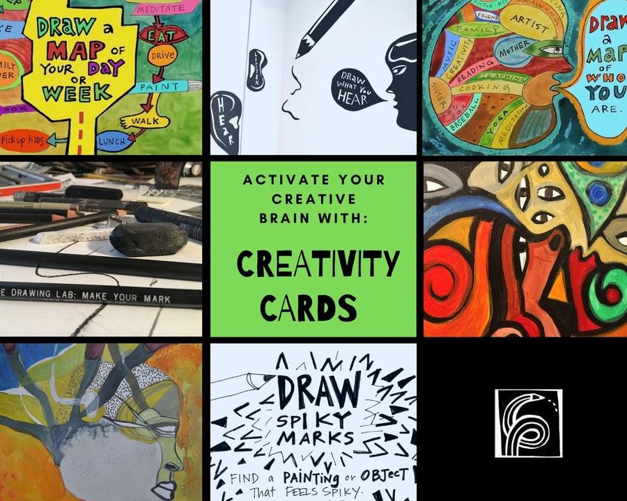 Image of Creativity Cards