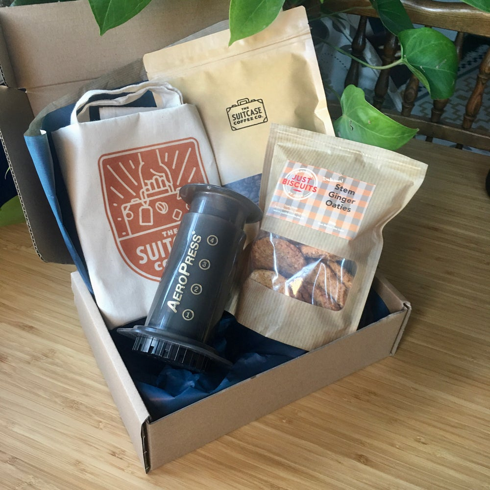 Image of The Adventurer Gift Box (whole bean)