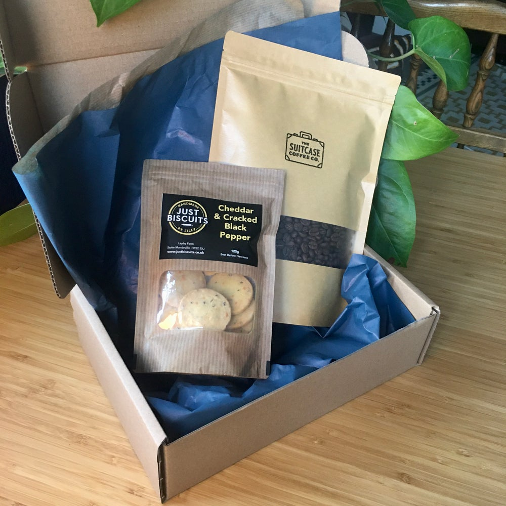 Image of The Fireside Gift Box (whole bean)