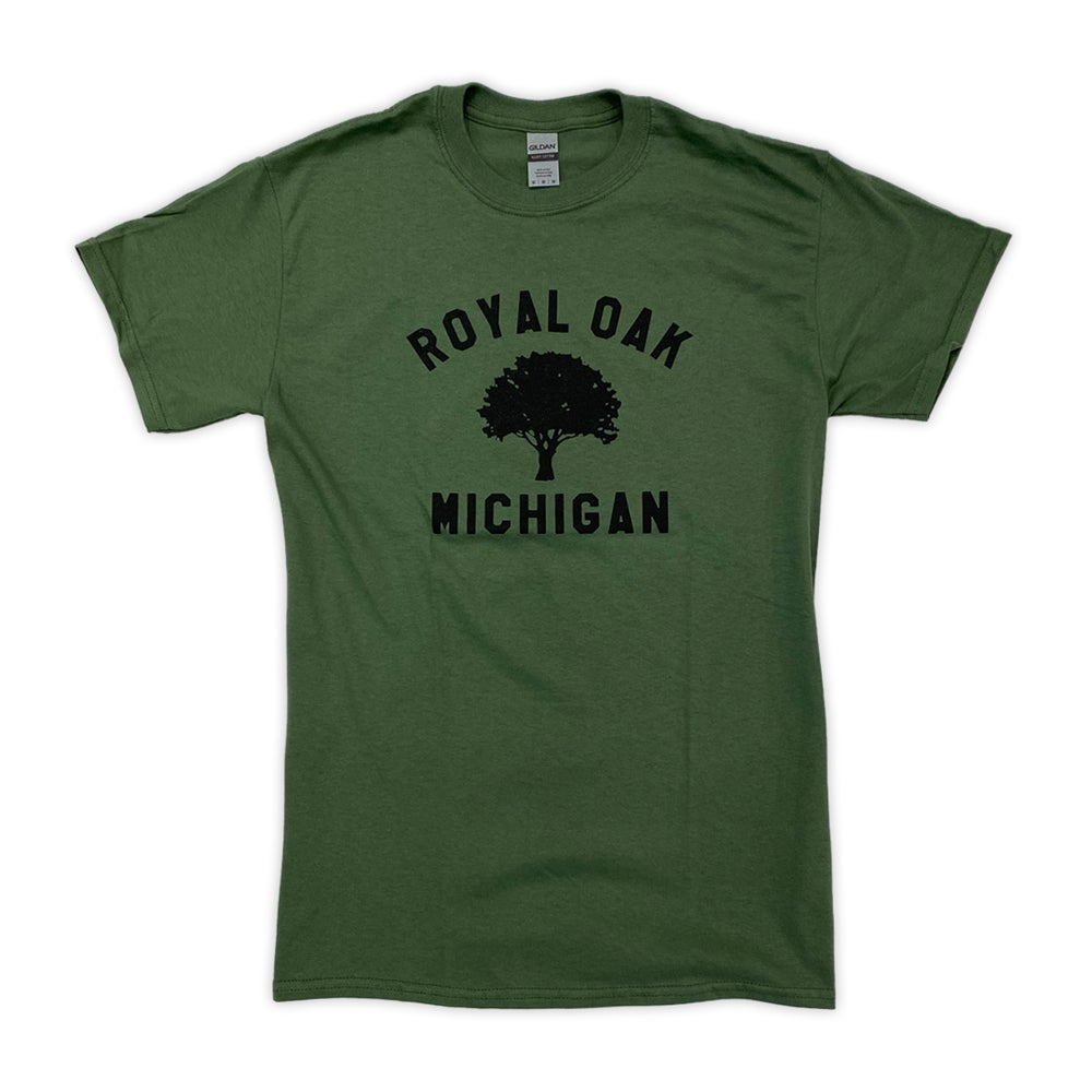 Image of Royal Oak (Military Green)