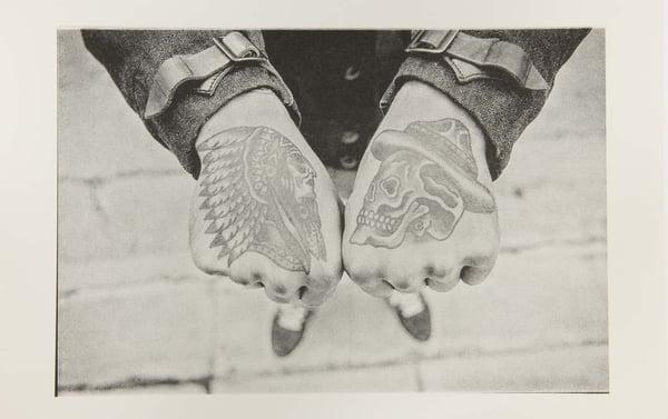 Image of Gilbert Crockett Hands