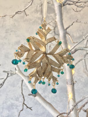 Image of Single Snowflake decoration