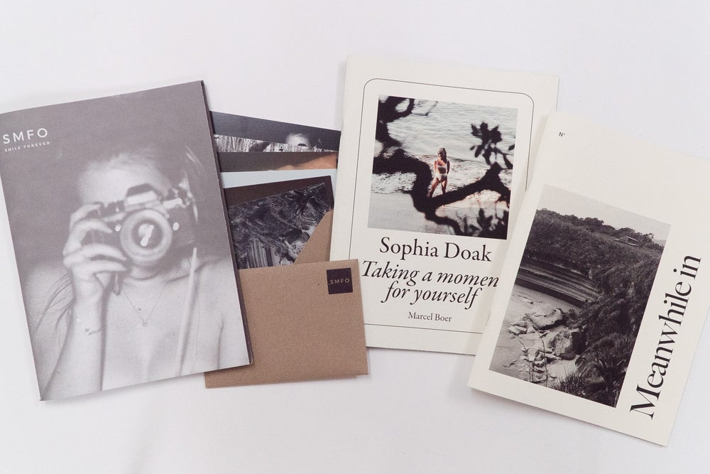 Image of 3 Zines + Postcards