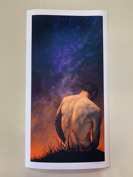 Image of 'How I Wonder What You Are' Limited-Edition Print