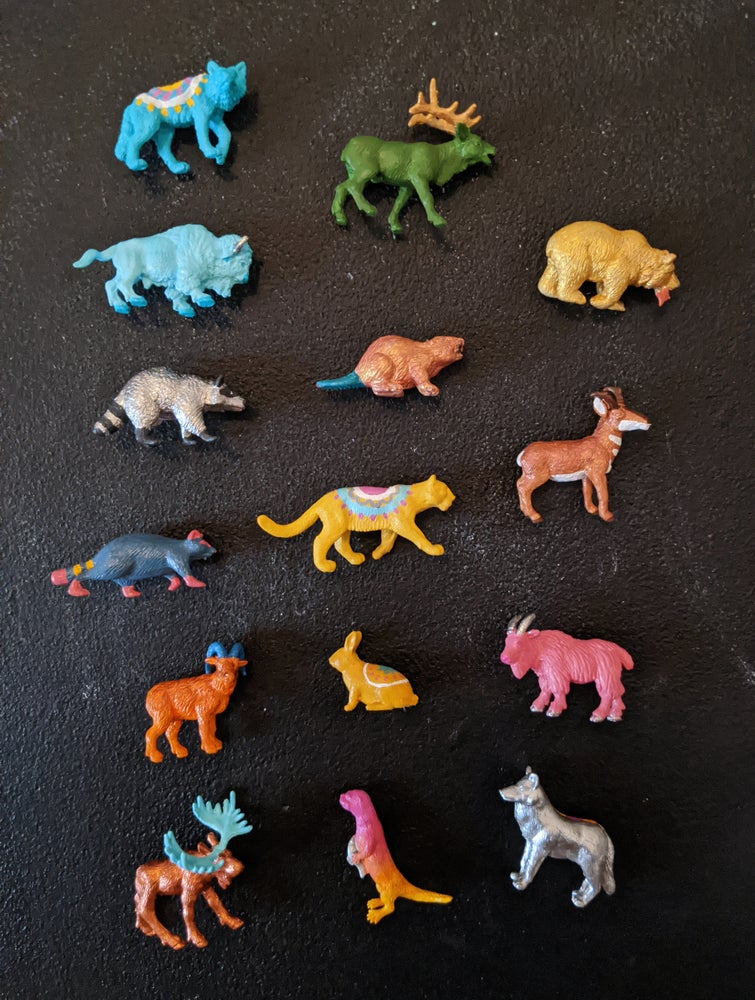 Image of Great Plains magnets