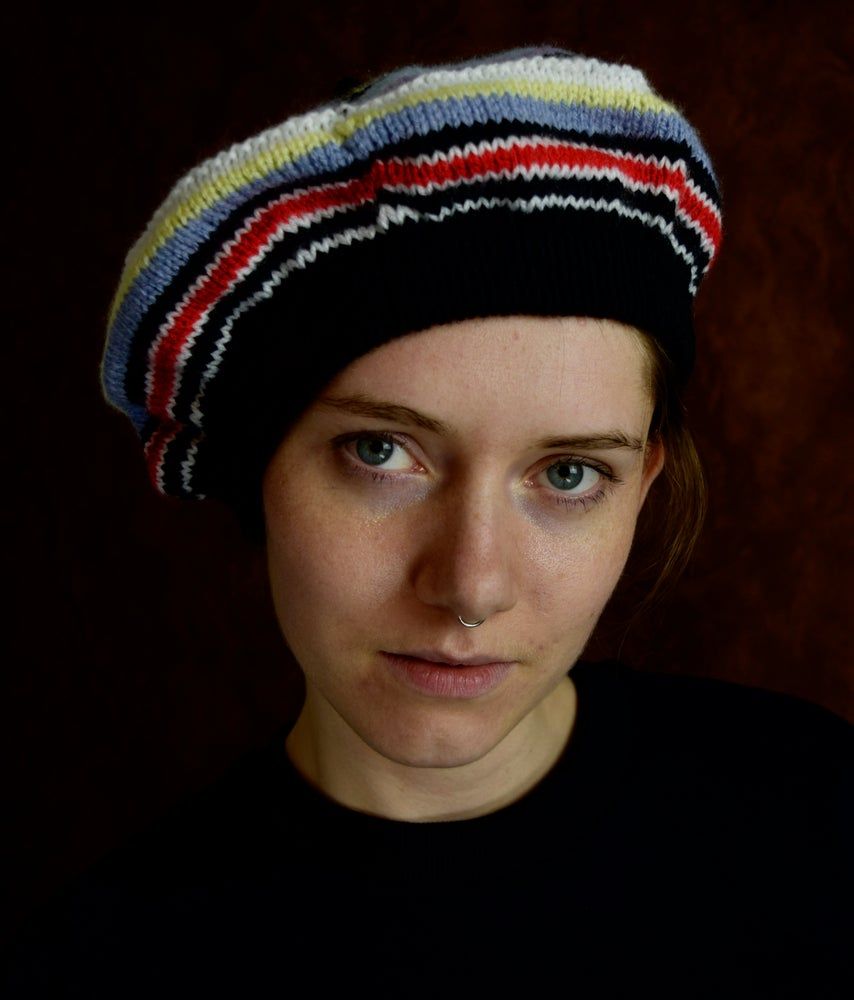 Image of AW20 - KNITTED FRENCH BARET