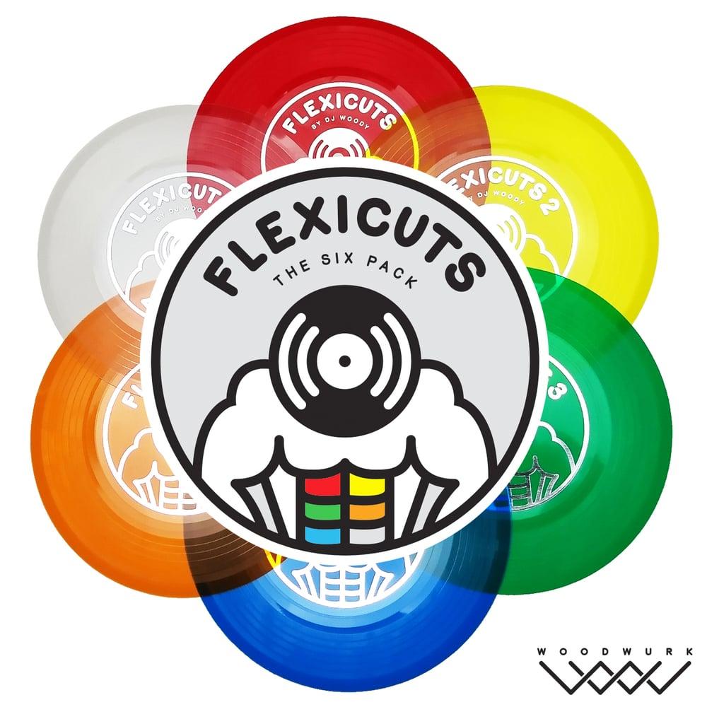 'The Six Pack' (Flexicuts 1-6 bundle) *Website Exclusive*