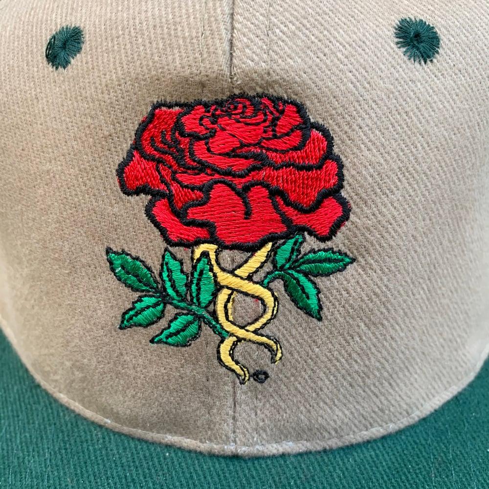 Image of GD Original Vintage 90's Rose Snapback!