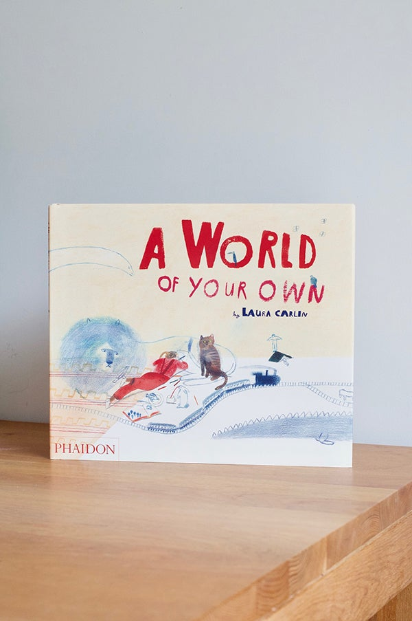 Image of A World Of Your Own (Hardcover) by Laura Carling