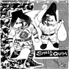 "Smell & Quim ""Pushy Gothic Gnome Versus Charity Techno Gnome"" CD [CH-363]"