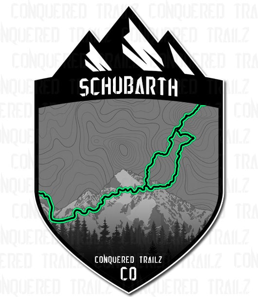 "Image of ""Schubarth"" Trail Badge"