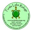 Turtle Lake Refuge Sticker