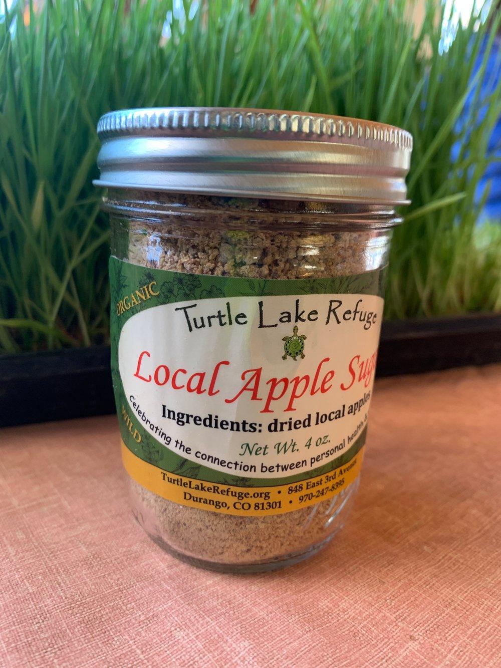 Local Apple Sugar