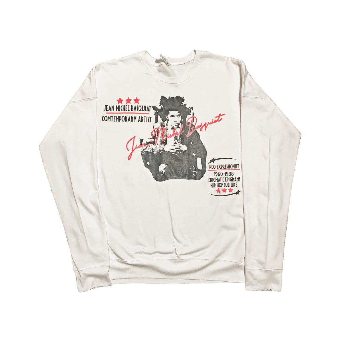 "Image of ""The Bas Q"" Crewneck"