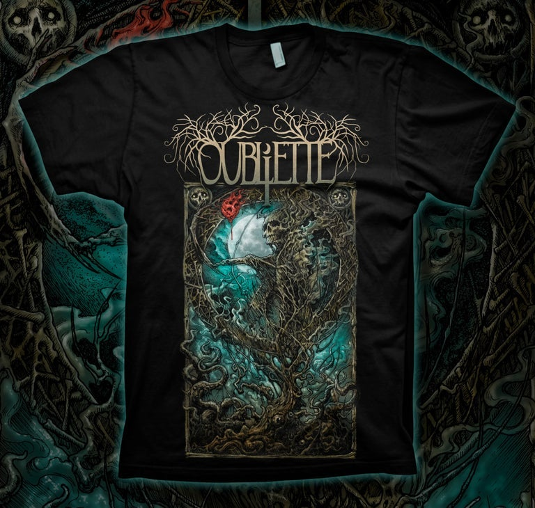 Image of OUBLIETTE - Heart - T-Shirt