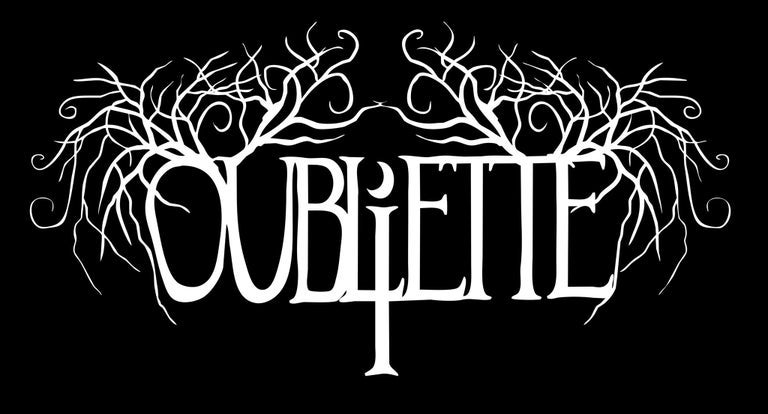 Image of OUBLIETTE - Logo Patch